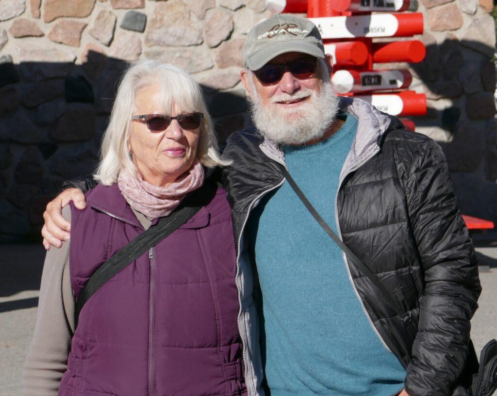 MuT-Reisen mit Maria und Thomas Ruppel