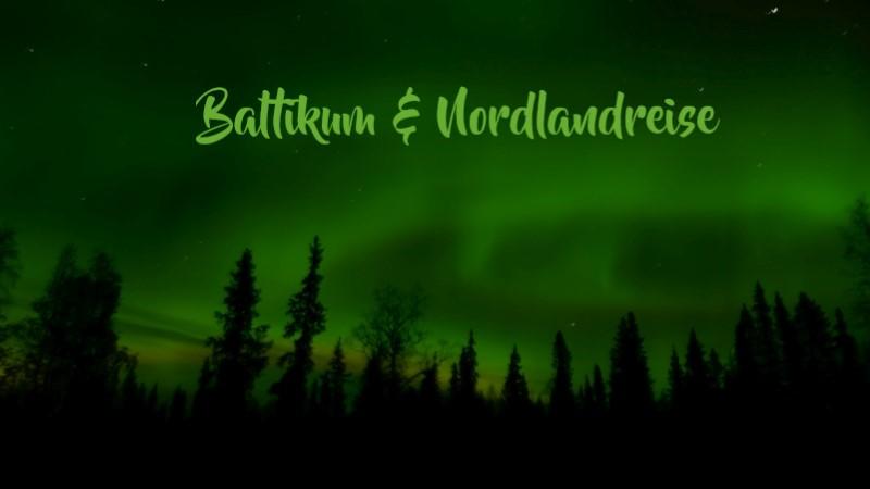 Titel Nordlandreise